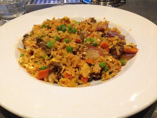 Scarborough, ME: Kimchi Fried Rice