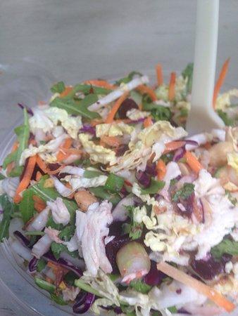 Bluebag: Vietnamese Chicken salad