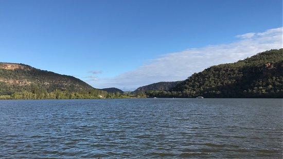 Wisemans Ferry, Australia: Amazing views of the river !