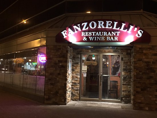 Photo of Pizza Place Fanzorelli's Restaurant & Wine Bar at 50 Queen St West, Brampton L6X 4H3, Canada