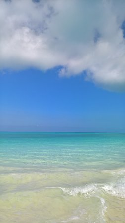 Exuma Vacation Cottages: Exuma waters!!