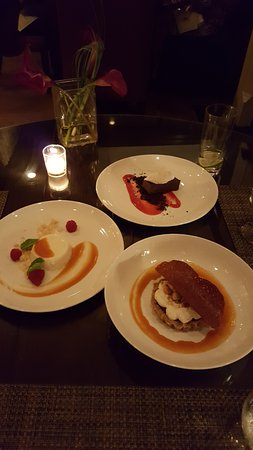 Skaneateles, NY: Our desserts