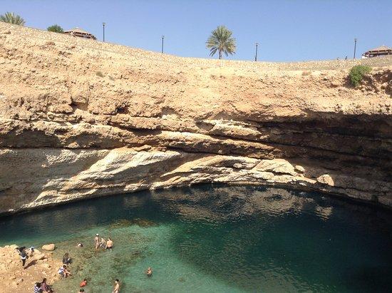 Dibba Al Bay Ah, Oman: Lovely warm water