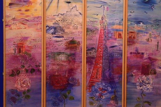 ポーラ美術館, ラウル・デュフィのパリ