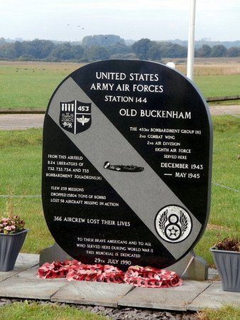 453rd Bombardment Group Museum