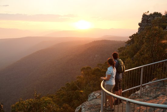 Reed Lookout, Grampians