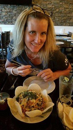 Wilton Manors, FL: Papaya Salad