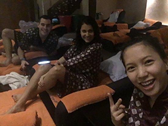 Wensha Spa Pasay Couple S Room