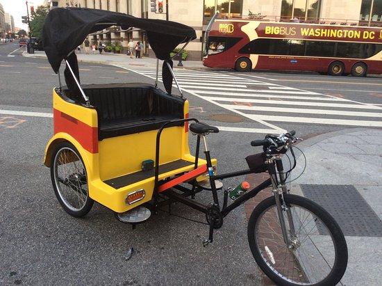 Cycle Cab & Rickshaw