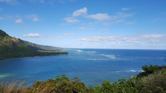 Kaaawa, HI: Great Hike and day.