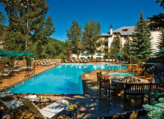 Beaver Creek, CO: 18,000 Square Foot Spa & Fitness Facility Included with any Spa Service