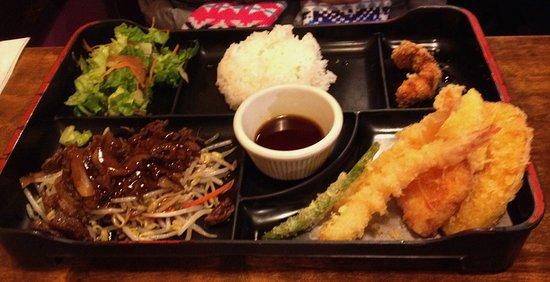 Osaka Today: Teriyaki beef bento box
