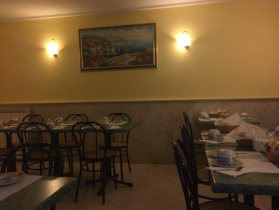Hotel Dolomiti: Sala per le colazioni