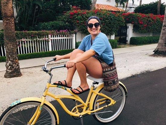 Boca Grande, FL: Bike rental for the day!