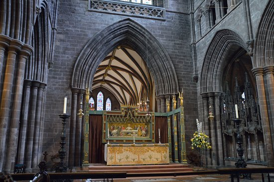 Chester Cathedral alter