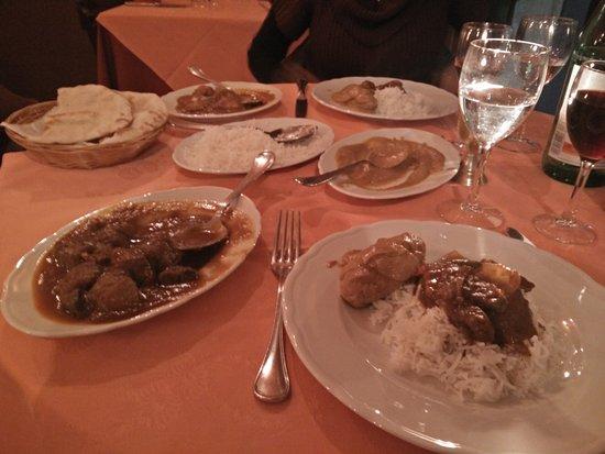 ristorante ristorante bombay in milano con cucina indiana