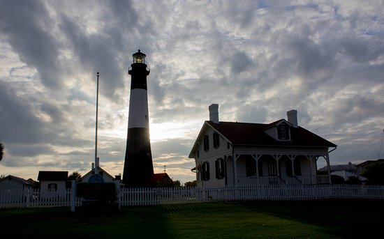 Tybee Island Lighthouse Museum: So. Pretty.