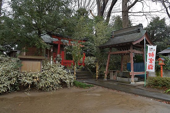 Seihohei Shrine
