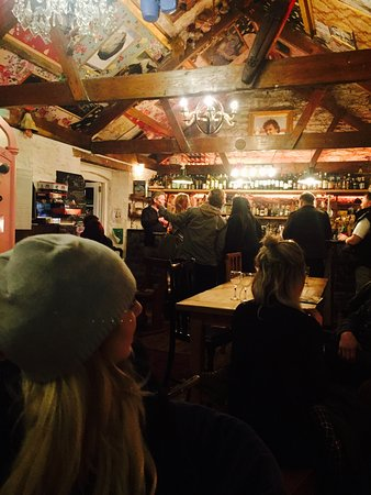 Falmouth, UK: The Chintz Bar