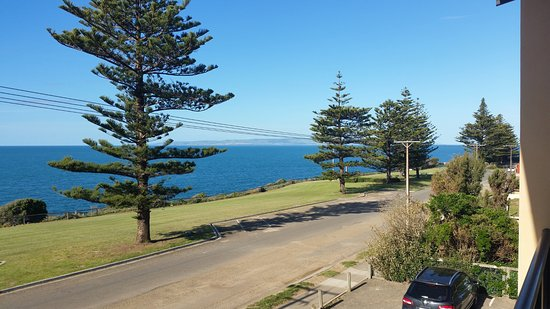 Penneshaw, Australia: View from hotel