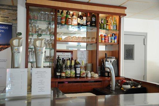 Viriat, Francia: Le Bar
