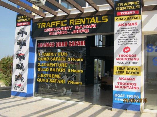 Traffic Rentals