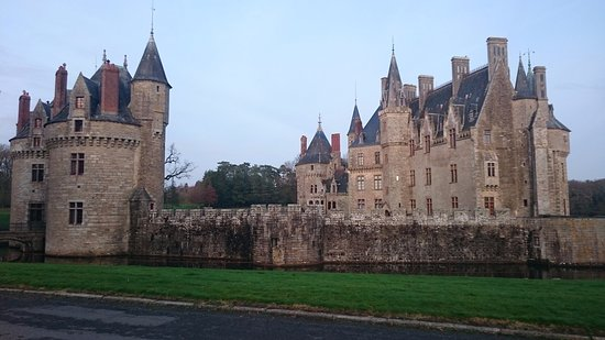 Missillac, France: Chateau