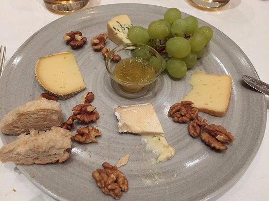 Restaurant Villers: Cheeses