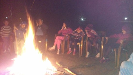 Manas National Park, Indien: CampFire