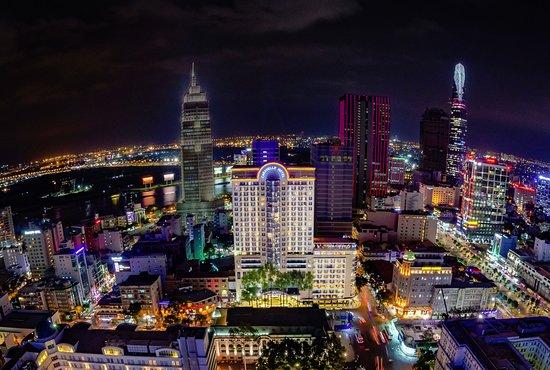 Caravelle Saigon: Caravelle in the Heart of Saigon