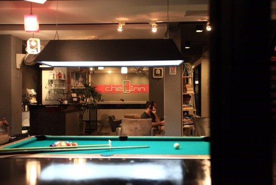 تشيك إن - هوستل: Play Room 2