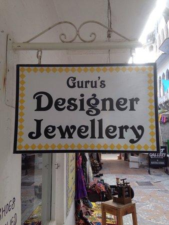 Guru's designer jewellery