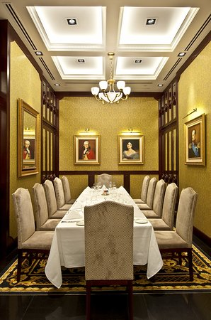 lawry's singapore - tanglin private dining room - picture of