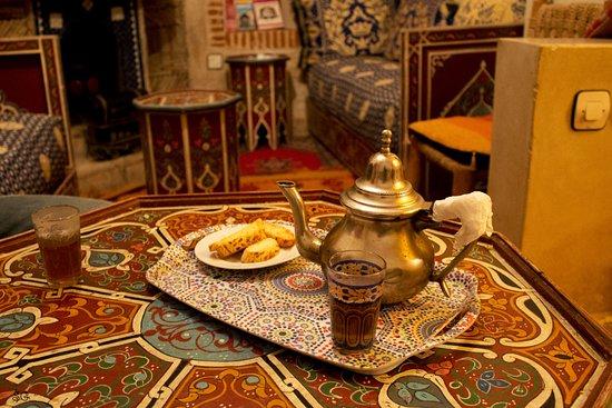 Riad Venezia: il benvenuto