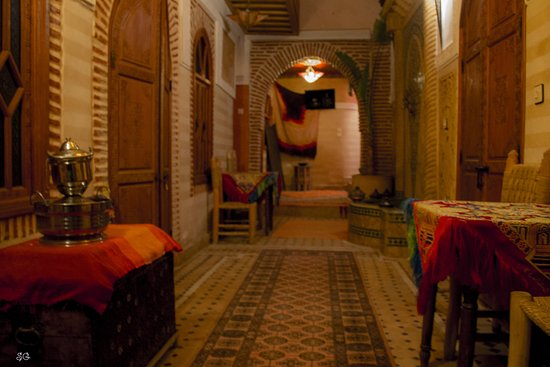 Riad Venezia: entrata