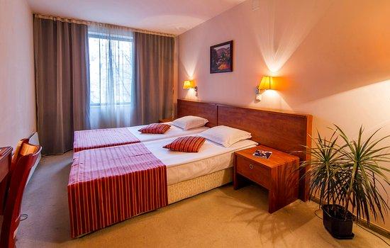 Hotel Plaza Varna: standart room