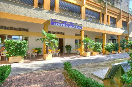 Hotel acacia reviews cesenatico italy tripadvisor - Bagno giorgio cesenatico ...