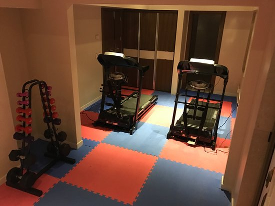 Gym picture of gems hotel beirut tripadvisor