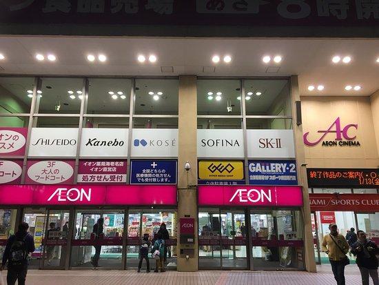 Aeon Ebina