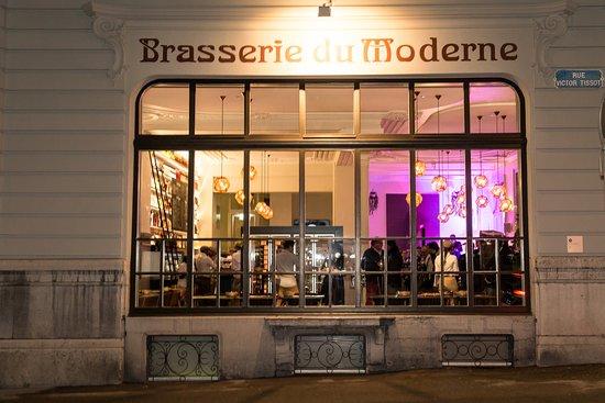 Le Moderne, Bulle - Restaurant Reviews, Phone Number & Photos ...