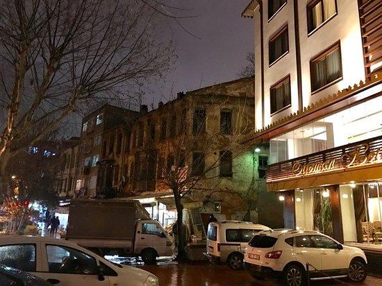 Ottoman Hotel Park: Armenisches - Griechisches Viertel am Marmarameer, nur 5 Minuten von der Blauen Moschee
