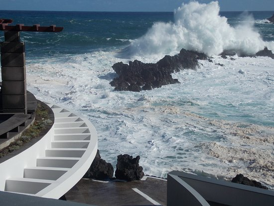 Porto Moniz Natural Swimming Pools: image sublime