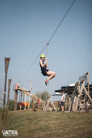 Vatra, Moldova: Amusement park