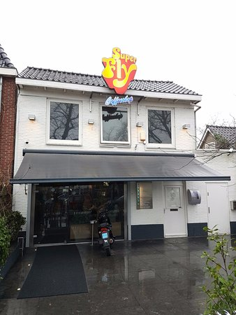Hoofddorp, The Netherlands: Store Front Super Fly Coffeeshop