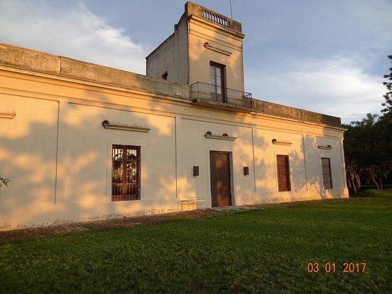 La Sirena: Part of the estancia