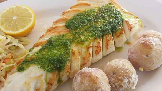 Restaurante La Gamba Loca : calamaro