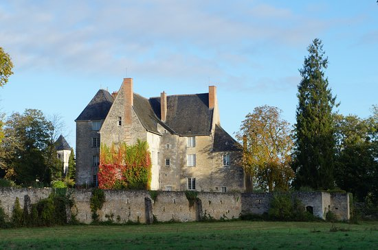 Musee Balzac - Chateau de Sache