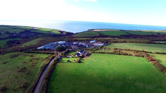 Moylegrove, UK: Situated on the beautiful North Pembrokeshire coast
