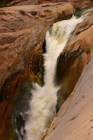 オーグラビース フォールズ 国立公園 Picture