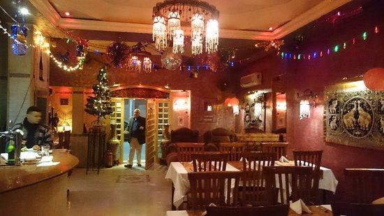 A Taste of India & Arabia International Restaurant Plus Bar: View1